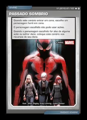 Fabian Balbinot - MagicJebb: Marvel Battle Scenes - todo o herói tem um Passado...