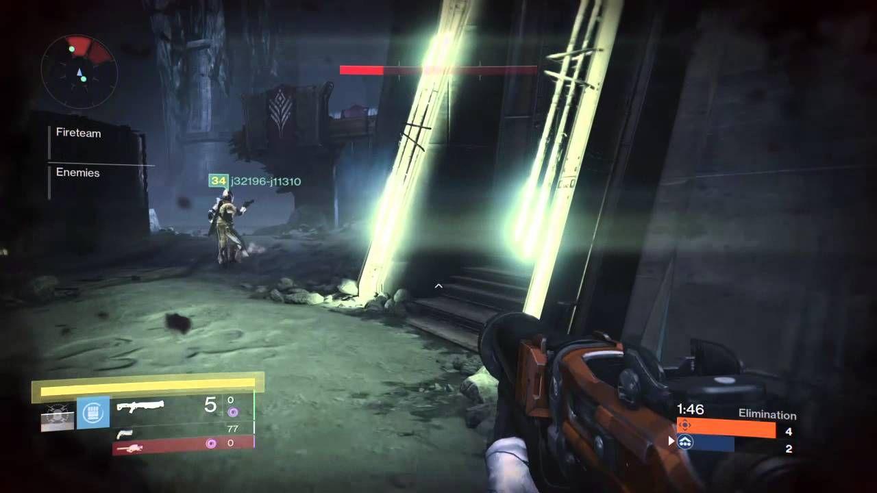 Destiny - Epic Clutch Match - Trials Of Osiris