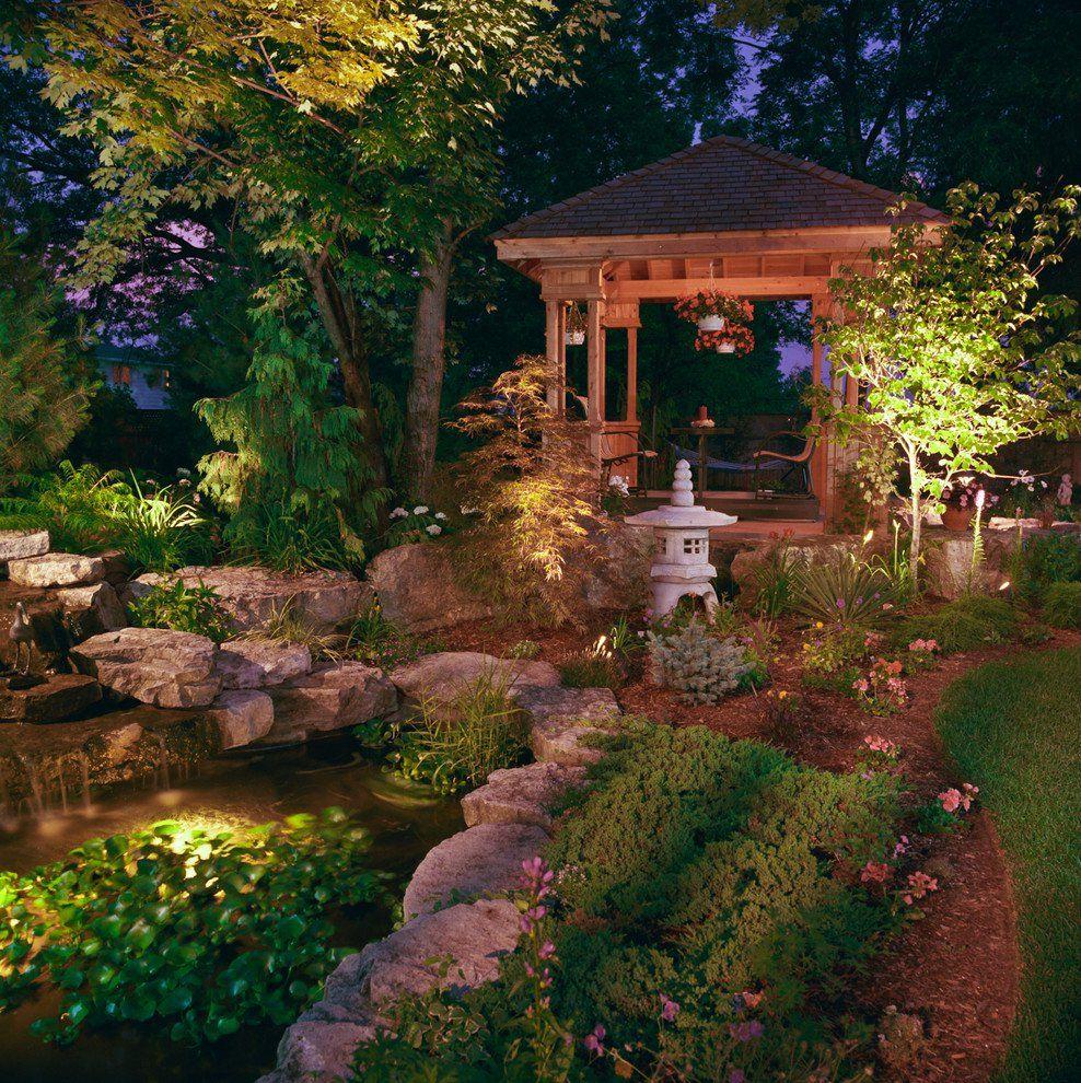 Asian Landscape Lighting Musmun