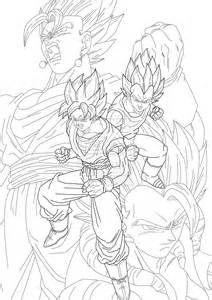 Dragon Ball Af Goku Ssj4 How To Draw Dragon Ball Gt Cacheddiscover