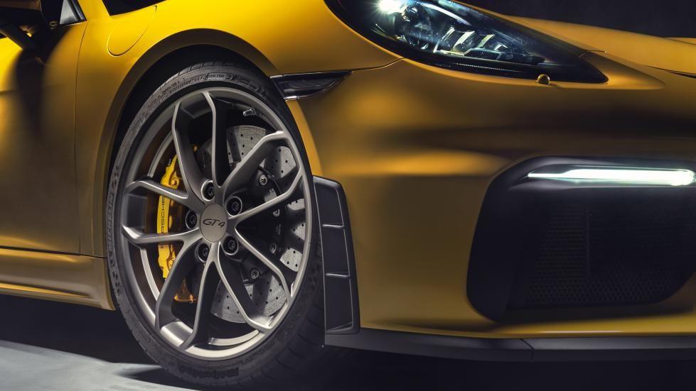 The new Porsche 718 Cayman GT4 is an 8,000rpm love letter