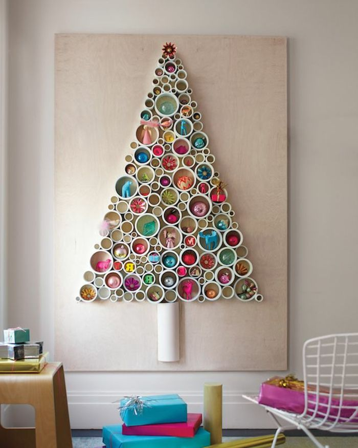 Idee Deco Noel A Faire Soi Meme Facile | Holidays | Pinterest
