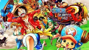 One Piece Unlimited World Red Deluxe Edition: Il primo trailer