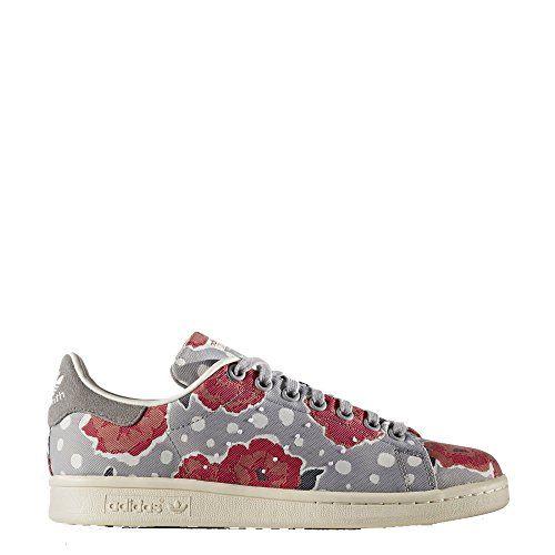 adidas donne 'stan smith w originali chsogr / chsogr / unipnk occasionale