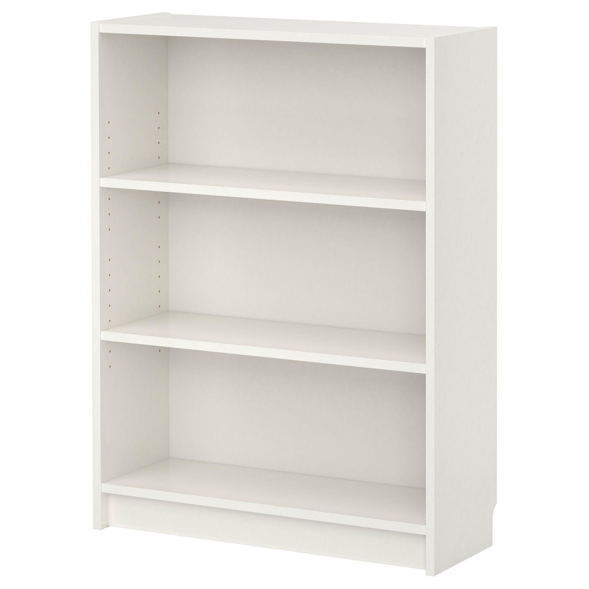 BILLY Estante - branco, 80x28x106 cm - IKEA