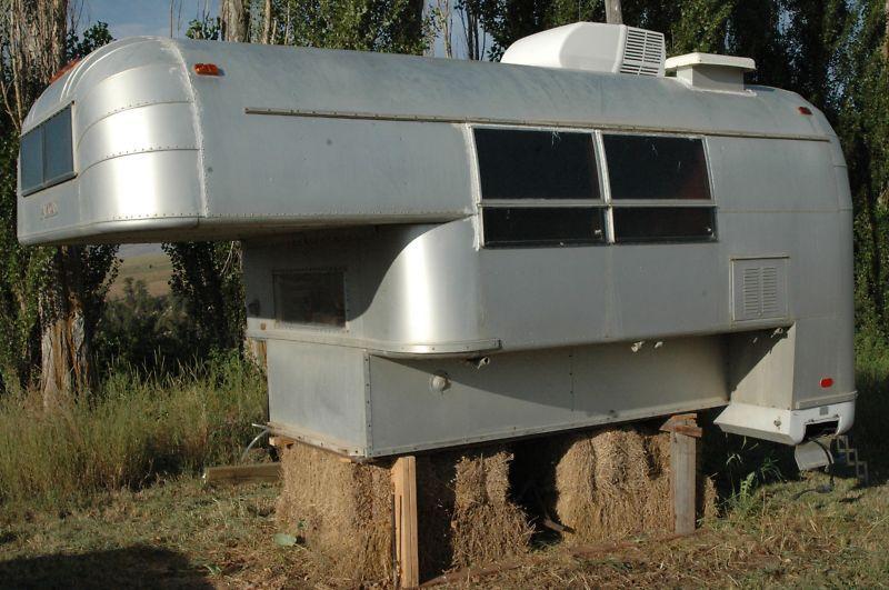 Vintage Avion Campers Vintage Avion Slide Truck Camper No