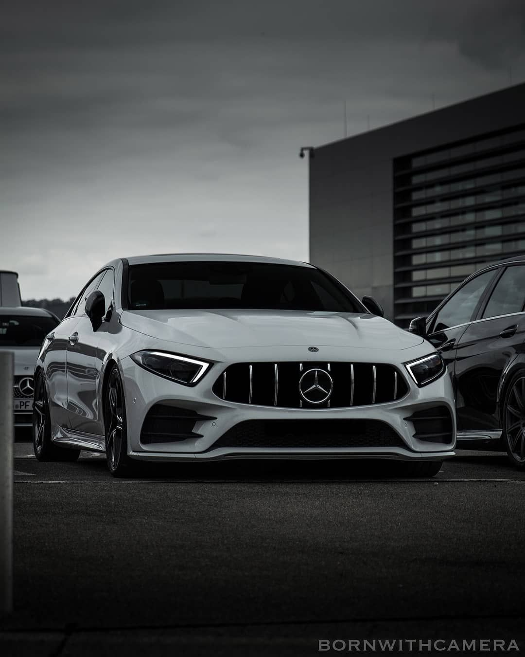 Mercedes Sports Cars New: New ClsBy @bornwithcamera (With Images)