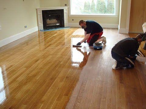 How Its Made Hardwood Floor Youtube Refinishing Hardwood Floors Refinishing Floors Hardwood Floors