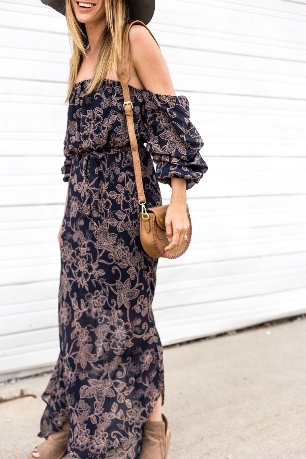 Maxi floral dresses favorite summer outfit forecasting to wear for summer in 2019