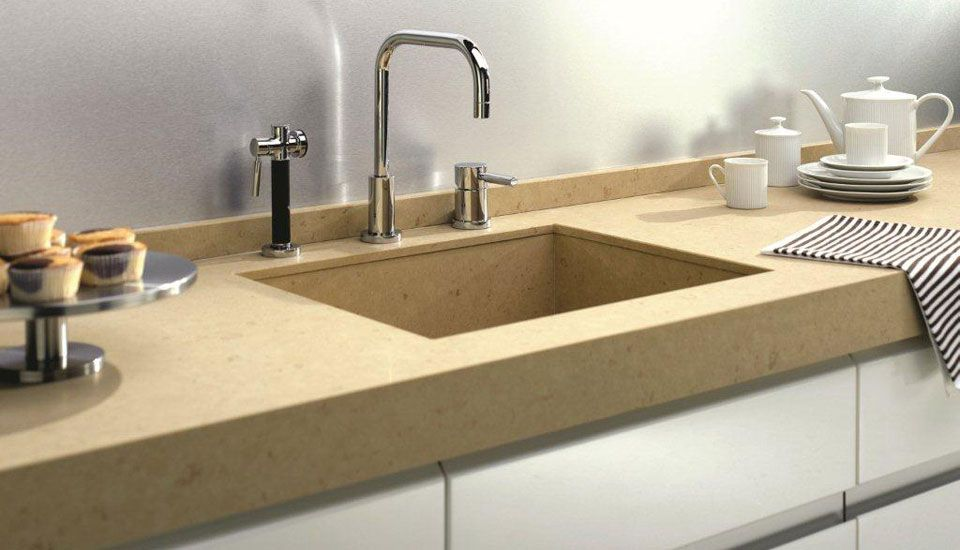 Caesarstone Countertops In Jerusalem Sand 4250 Give Your