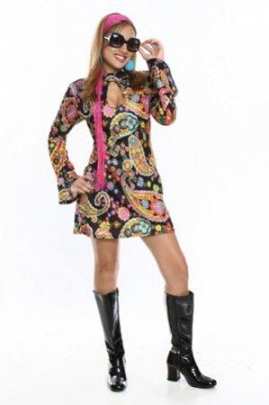 c05c737f445d1c Como se vestir para uma festa dos anos 70   Coisas para usar   Festa ...