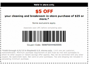 REPIN And LIKE This Coupon Staples Coupons 5 Off