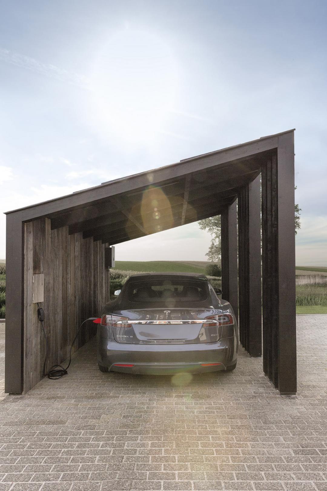 Carport met zonnepanelen | Carport | Pinterest | Hobbyraum ...
