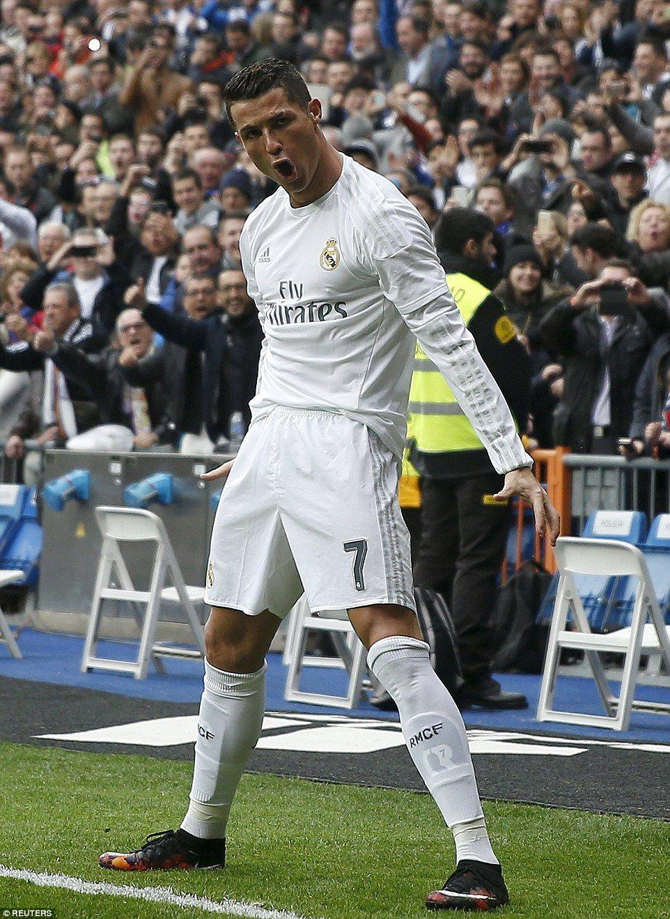 Real Madrid 4-2 Athletic Bilbao: Cristiano Ronaldo nets ...