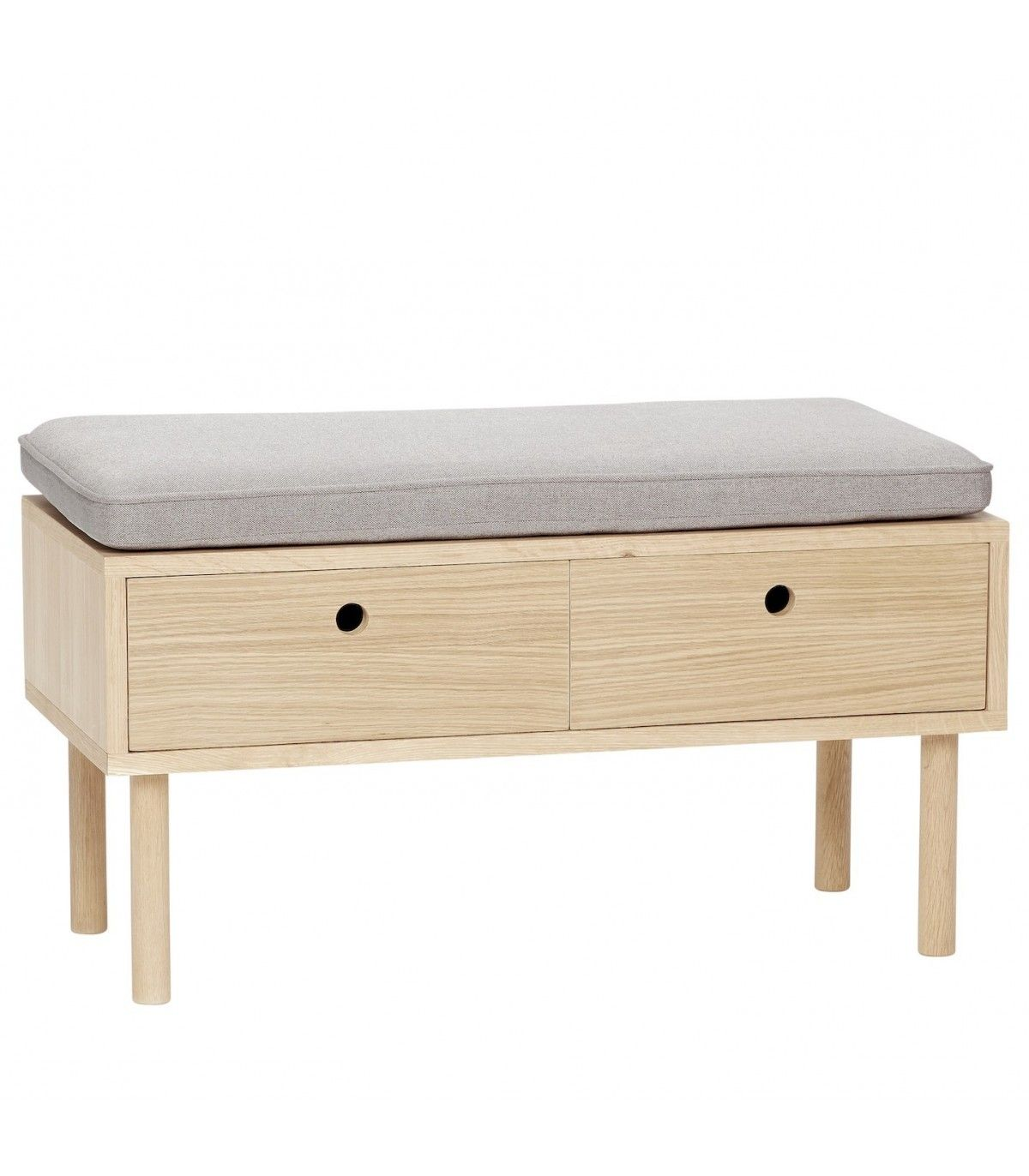 Bench With Drawers Hubsch Baxendalesecret Pinterest Bench