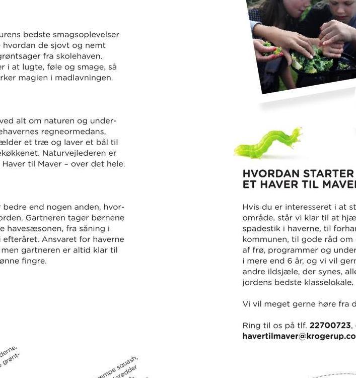 #ClippedOnIssuu from Haver til Maver brochure