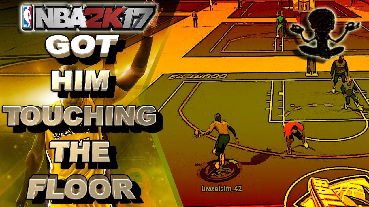 How To Get All Mypark Badges In Nba 2k17