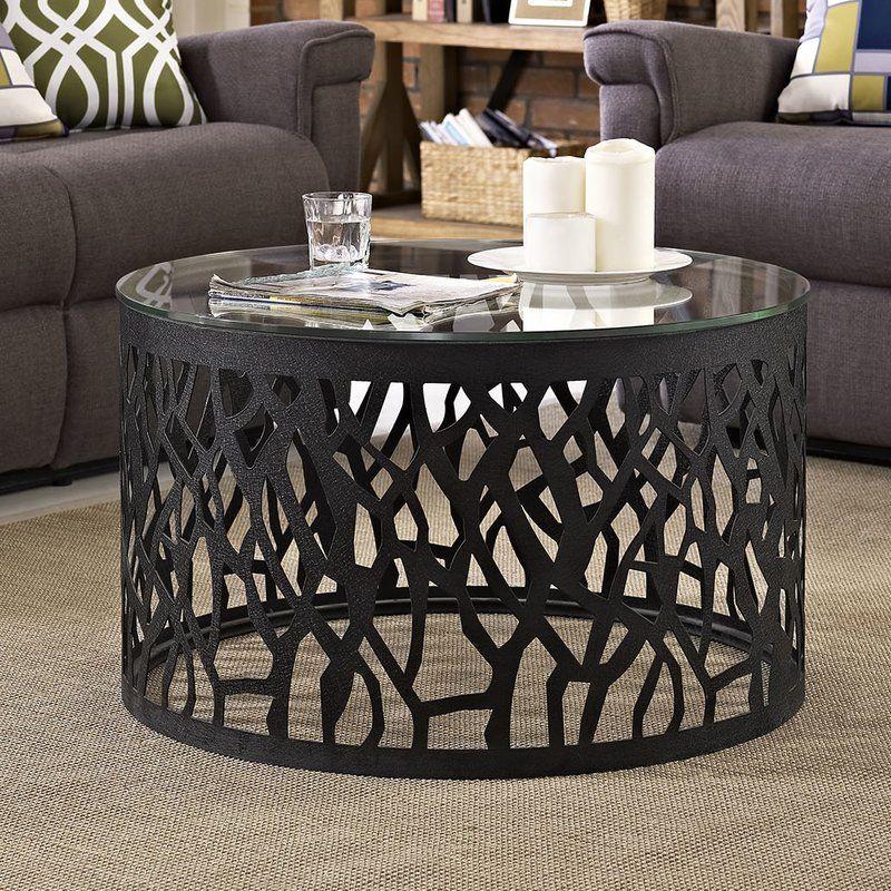Ashman Frame Coffee Table Coffee Table Coffee Table Wayfair Contemporary Coffee Table