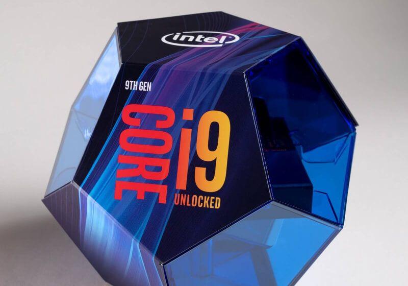Intel Core I9 9900k And Core I7 9700k Review Intel Core Intel Processor