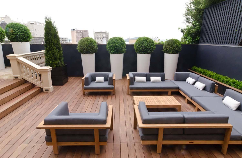 35 modern outdoor patio designs that