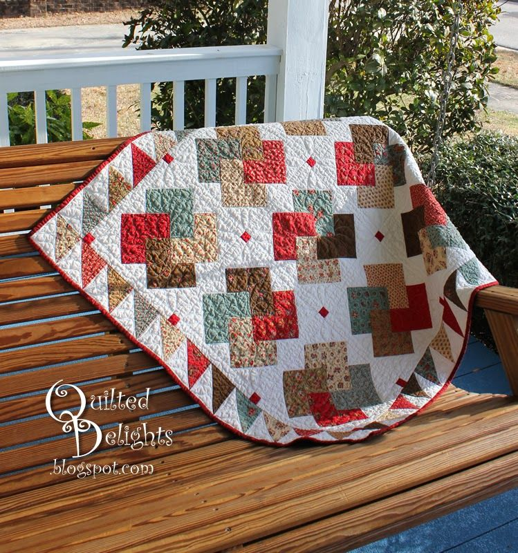 Quilted Delights Doc Freshly Crinkled Miniature Quilts Card Tricks Quilts