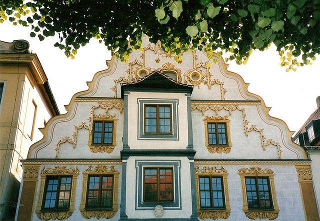 Karlsplatz: Neuburg an der Donau ~ Bavaria