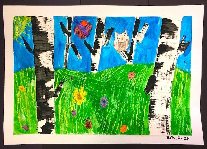 2nd Grade Art Lessons Art with Mrs Filmore – Second Grade Art Lesson Plans