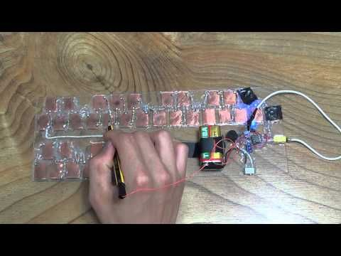 555 timer piano - YouTube | Taller Wearables UAI | Pinterest | Pianos