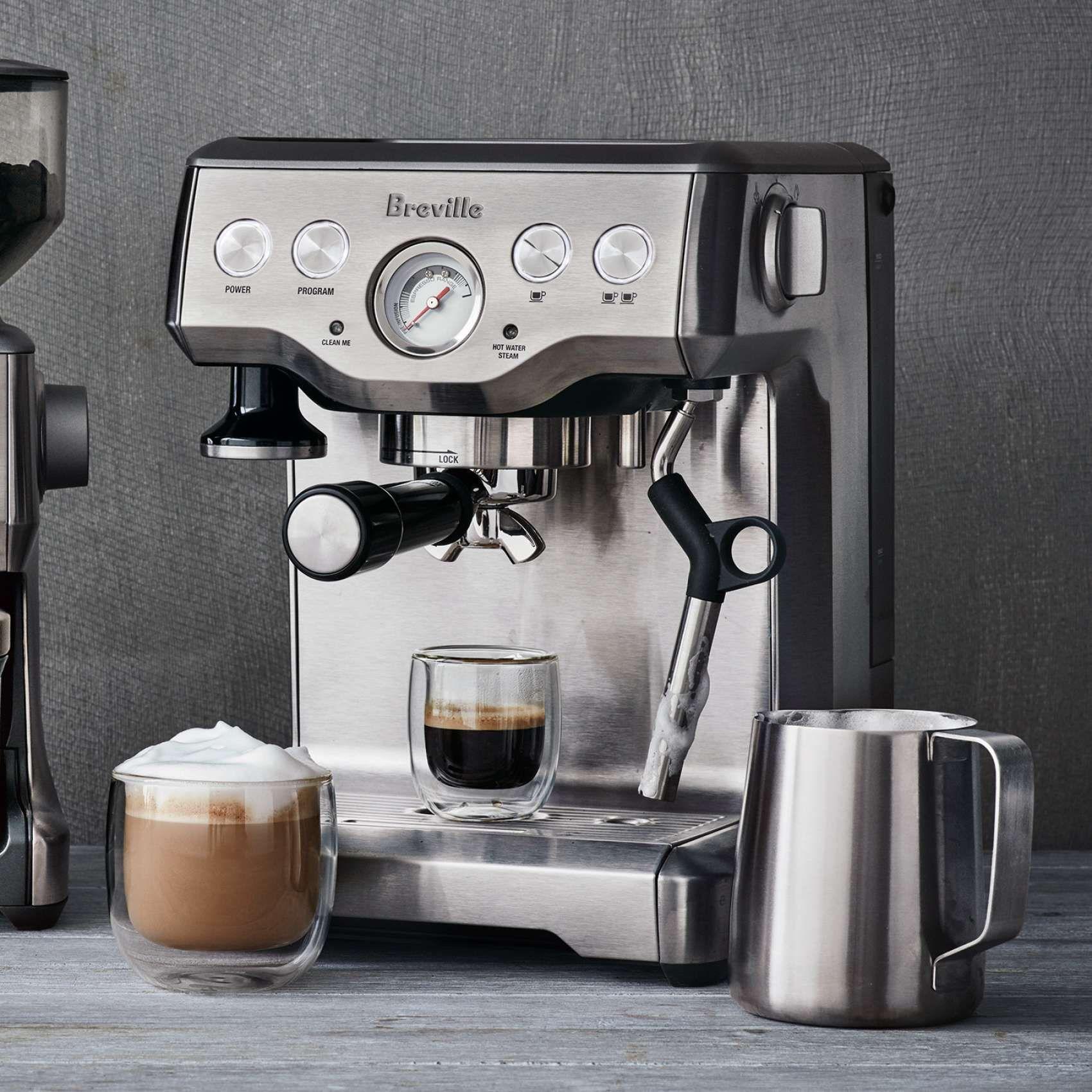 Breville Infuser Espresso Machine Best espresso machine