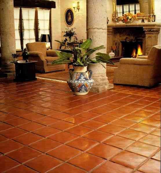 Piso lajota ceramica pre o pesquisa google pisos for Zocalos rusticos para patios