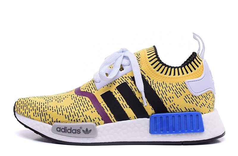 Adidas NMD Runner PK Gold 2016 Colorway
