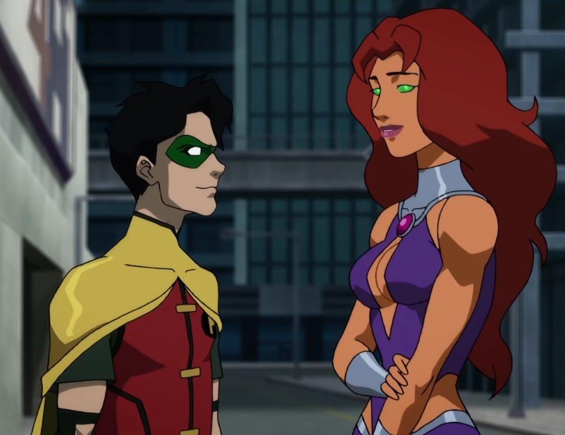 Mis Bebes Robstar T Teen Titans-4804