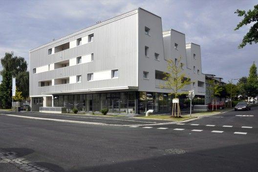 """conjunto de vivienda """"mi casa es mi patio"""" / x architekten"""