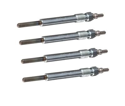 4pcs Glow Plug 6684850 for Bobcat Loader S130 S150 S175 AL275 B300 Kubota Engine