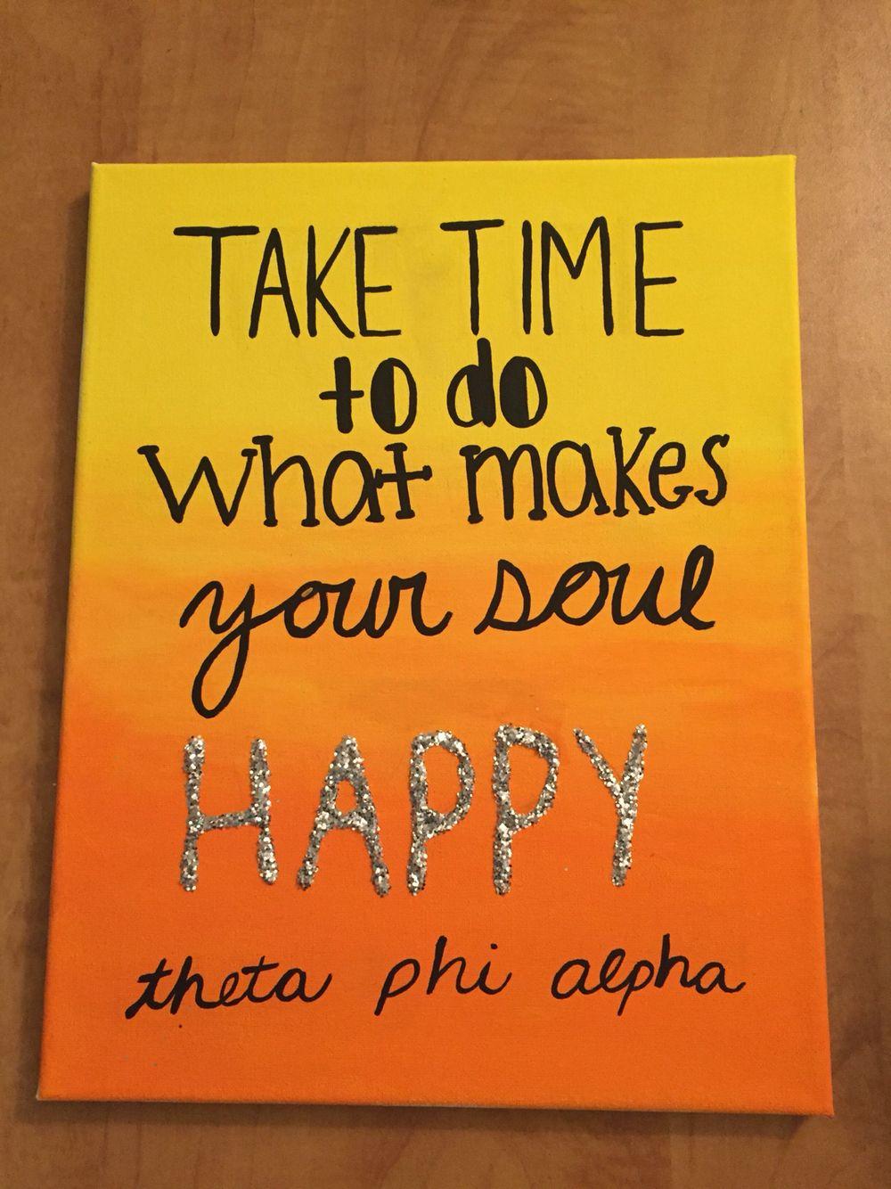 Quote Canvas Theta Phi Alpha