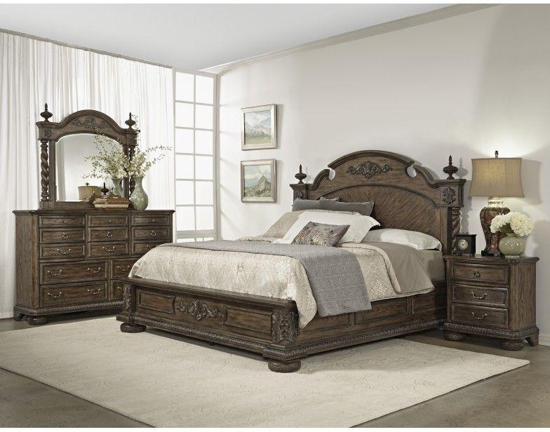 Yorkshire King Platform Bed Folio 21 Star Furniture Houston Tx Furniture San Antonio