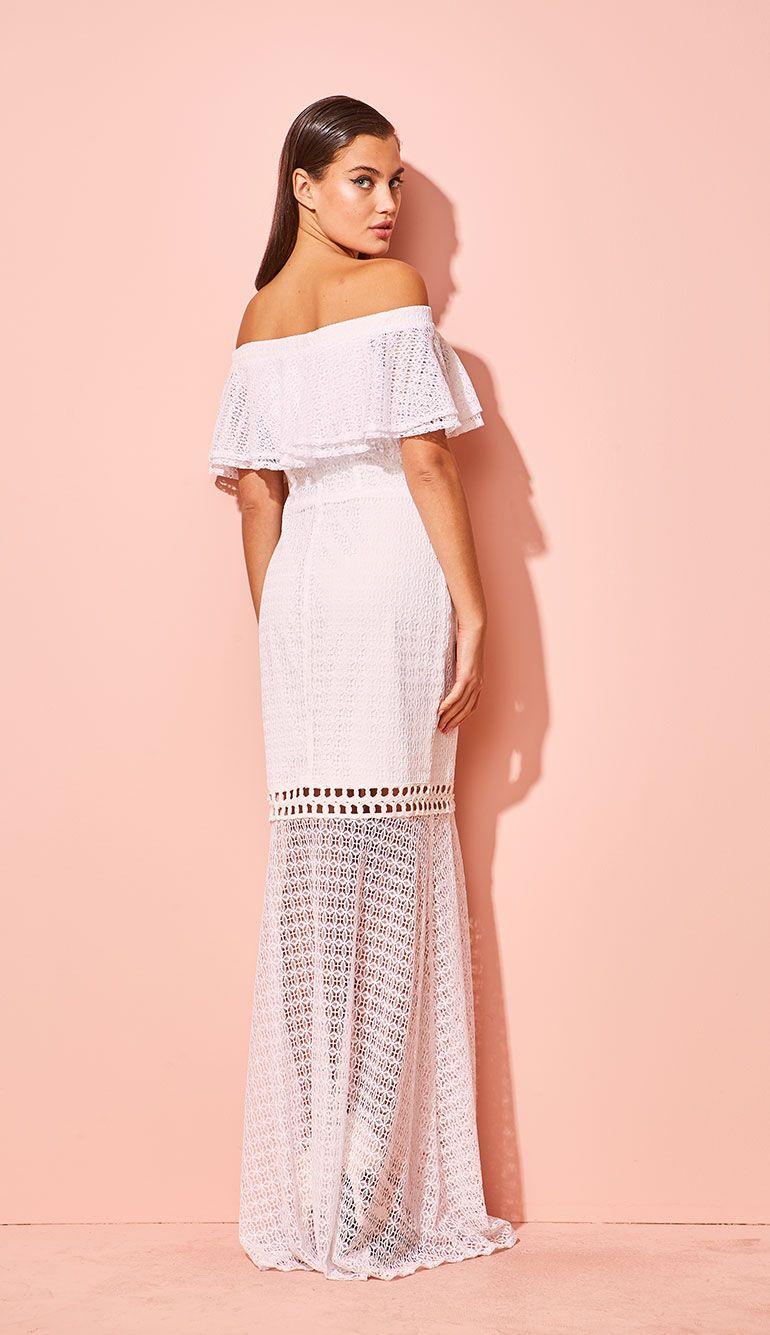 VESTIDO RENDA - VE29410-99 | Skazi, Moda feminina, roupa casual ...