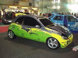 Resultado De Imagem Para Ford Ka 2007 Tuning Automobile Suv Car Toy Car