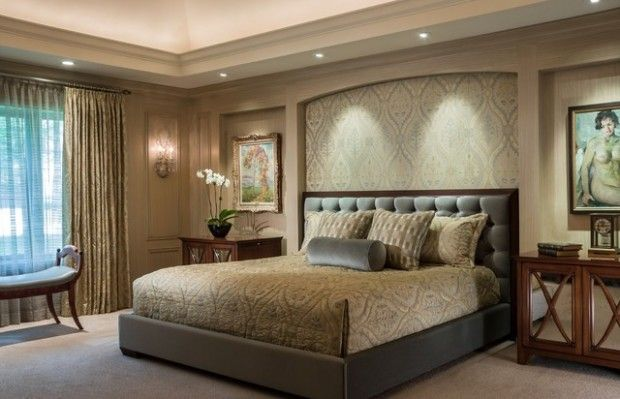 19 Elegant And Modern Master Bedroom Design Ideas Elegant