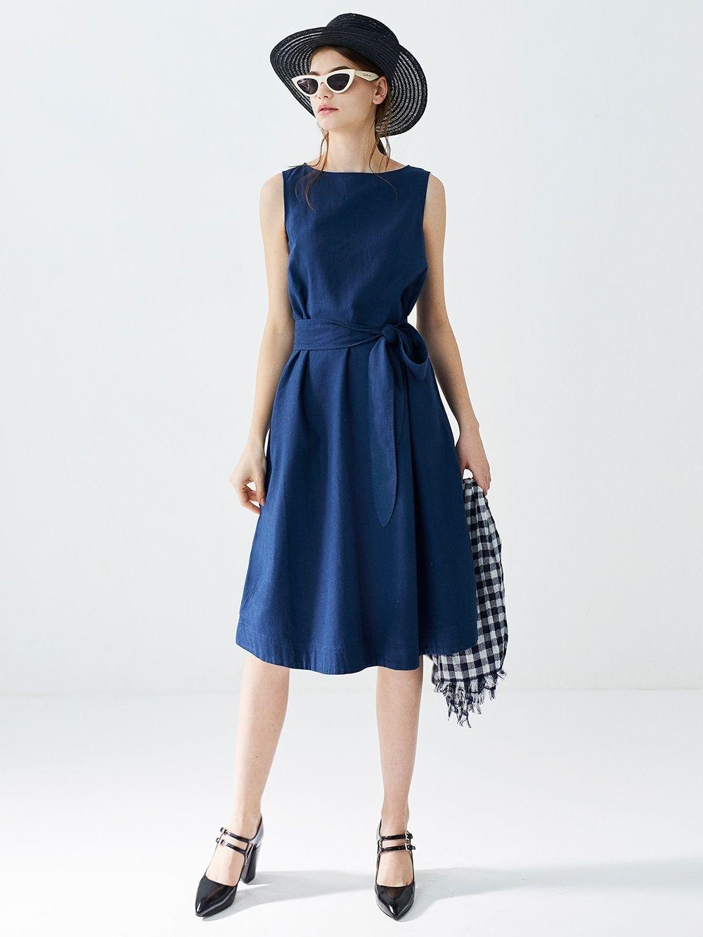 35+ Asda linen blend dresses trends