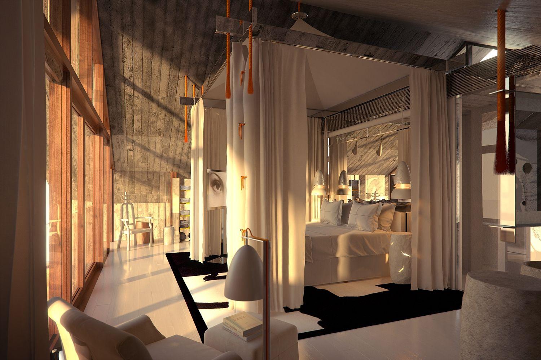 Liviamoraespins L Philippe Starck - Maison Bali