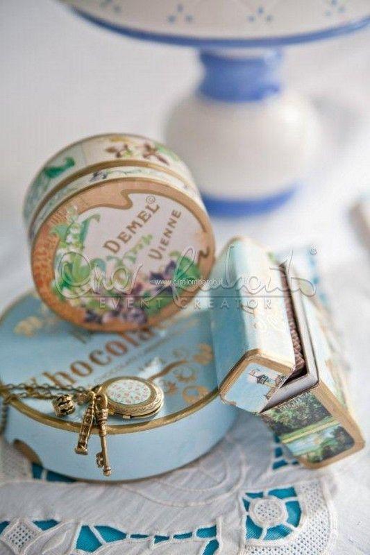 Note provenzali, creatività e artigianato campano nella confettata.