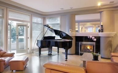 Living Rooms · Whatu0027s The Difference Between A Grand And Baby Grand Piano? Part 72