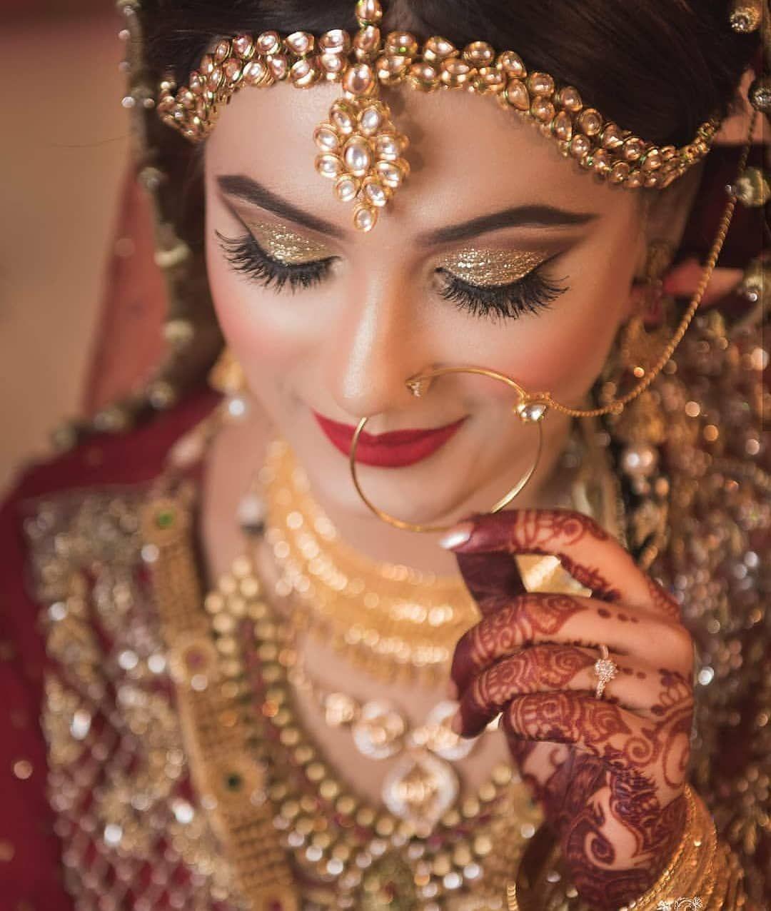 151 Top Bridal Photography Wedding Dress Bride Indian Wedding Photography Mahendi Dulhan Indian Bride Makeup Asian Bridal Makeup Bridal Makeup Looks