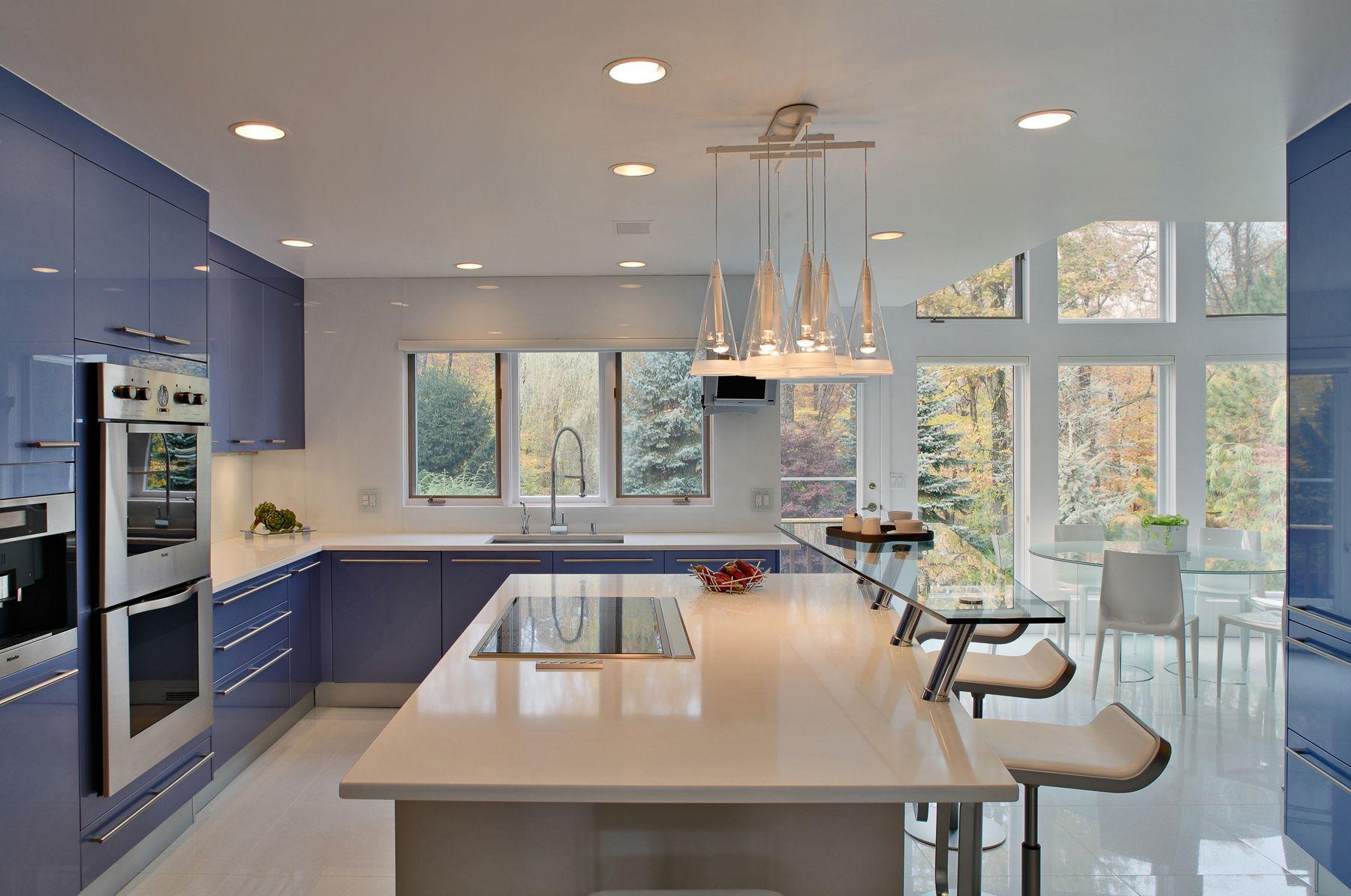 Sistema Zeta Italian Modern Kitchen In CT By Snaidero USA