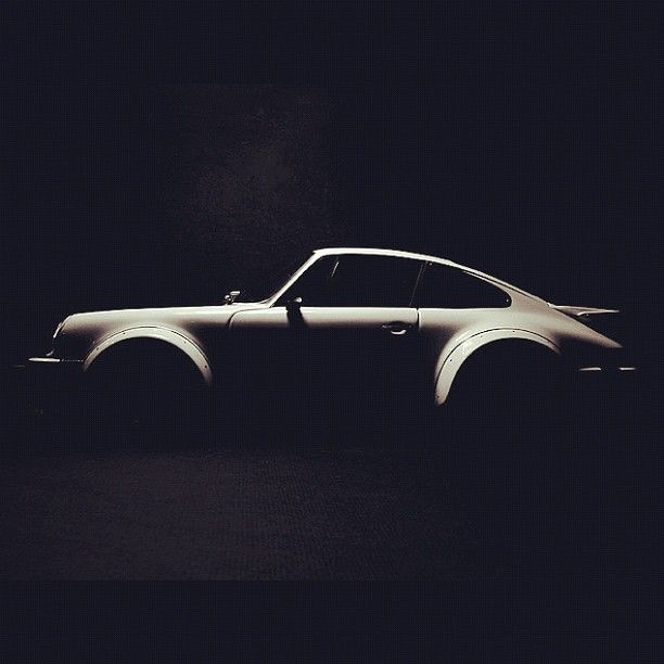Gemeinsame roadrallysport: An unmistakeable and iconic silhouette #porsche &PW_52