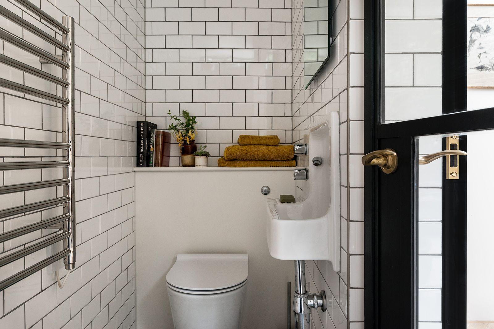 El refugio del escritor 📖 | Decoracion cuartos de baño ...