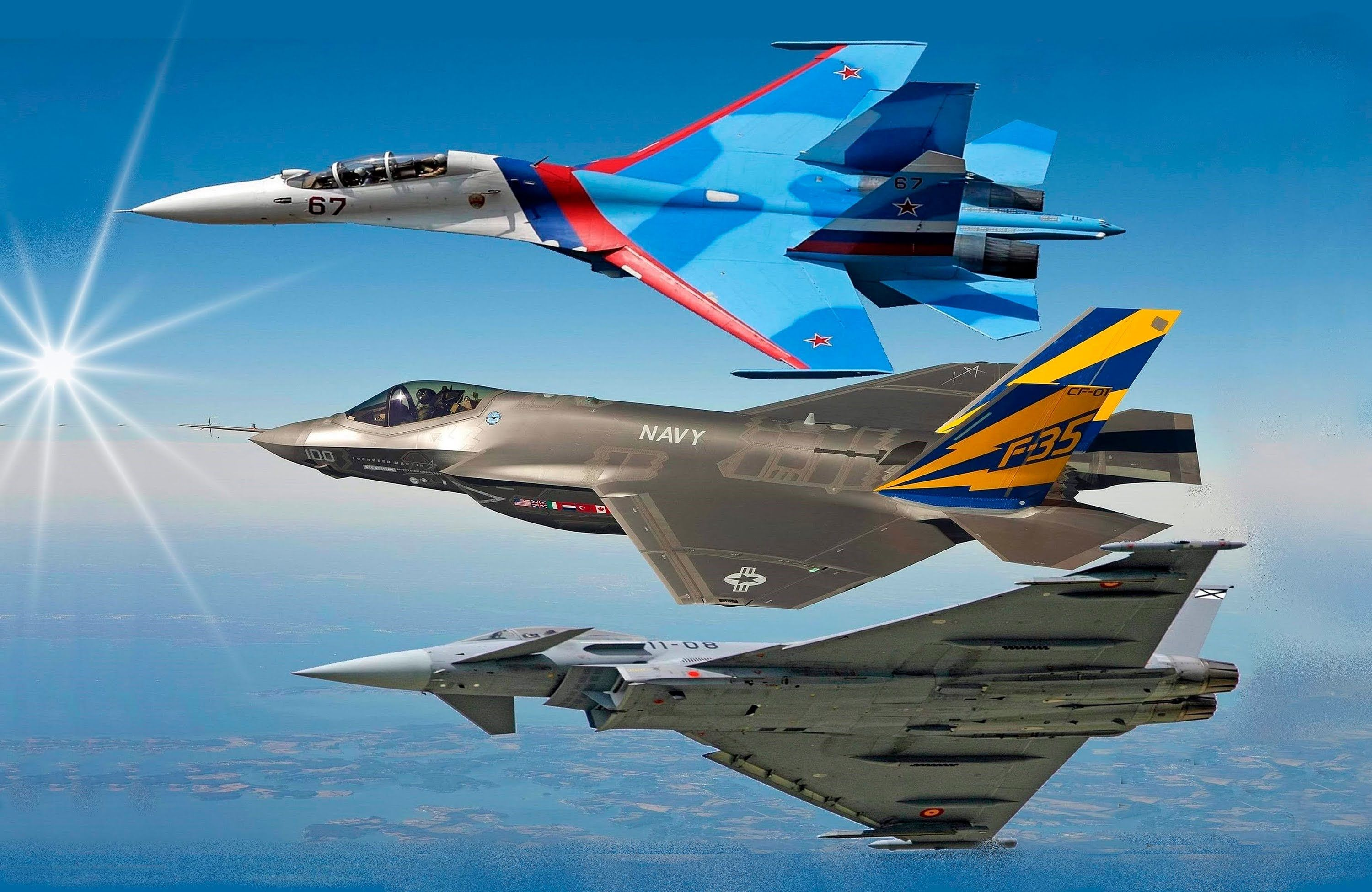 Best Fighter Jet In The World 2020 Top 10 Fighter Jets in the world 2016   2020   Aircraft   Fighter
