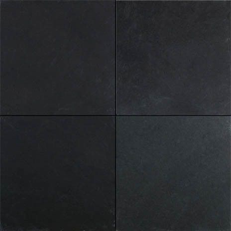 Black Floor Tile Evolving Spaces Pinterest Black