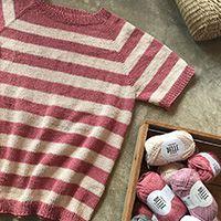 Photo of Hvordan strikke en genser fra topp til bunn – DROPS leksjoner / strikkekurs